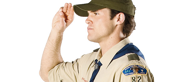 uniform-salute